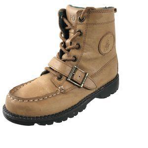 Polo Ralph Lauren Ranger Youth Boys Boots 13